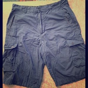 Beverly Hills Polo Club Cargo Shorts 36